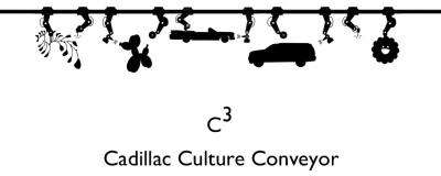 Cadillac conv blck